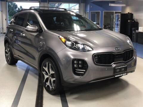 2019 Kia Sportage for sale at Simply Better Auto in Troy NY