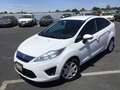 2013 Ford Fiesta for sale at My Three Sons Auto Sales in Sacramento CA
