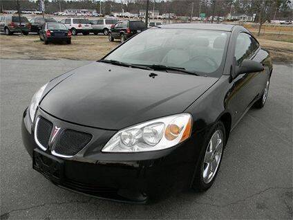 2007 Pontiac G6 for sale at Chicago Auto Exchange in South Chicago Heights IL