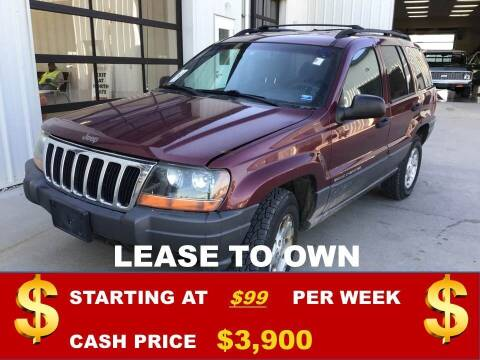2001 Jeep Grand Cherokee for sale at Auto Mart USA in Kansas City MO