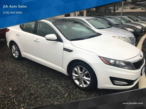 2013 Kia Optima for sale at JIA Auto Sales in Port Monmouth NJ