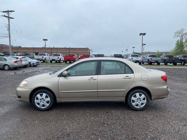 2007 Toyota Corolla for sale at Atchinson Ford Sales Inc in Belleville MI