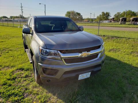 2020 Chevrolet Colorado for sale at Concordia Chevrolet Buick in Concordia KS
