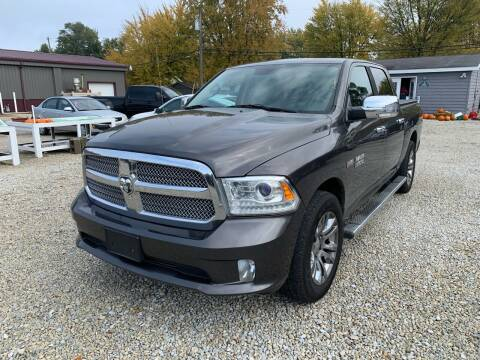 2014 RAM Ram Pickup 1500 for sale at Davidson Auto Deals in Syracuse IN