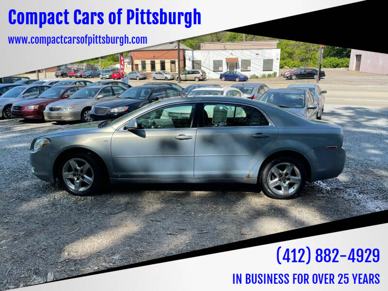 2008 Chevrolet Malibu for sale in Pittsburgh, PA