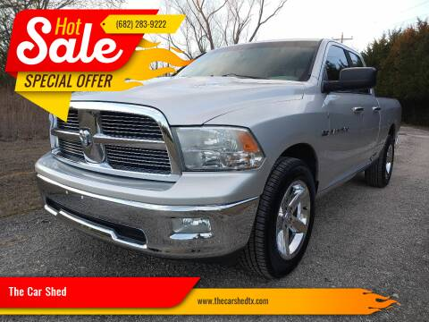 2011 RAM Ram Pickup 1500 for sale at The Car Shed in Burleson TX