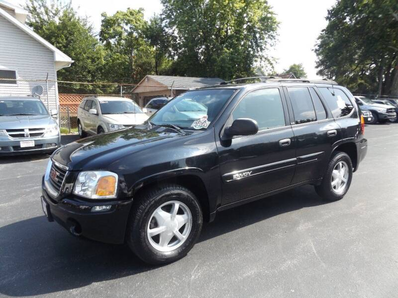 2003 GMC Envoy for sale at Goodman Auto Sales in Lima OH