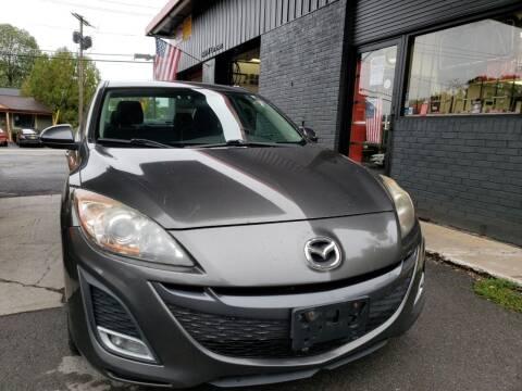 2011 Mazda MAZDA3 for sale at Apple Auto Sales Inc in Camillus NY