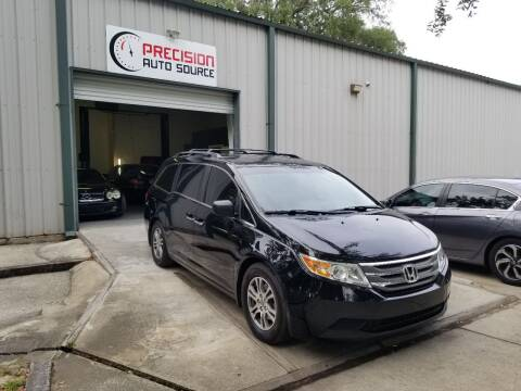 2013 Honda Odyssey for sale at Precision Auto Source in Jacksonville FL