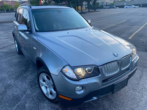2008 BMW X3 for sale at Supreme Auto Gallery LLC in Kansas City MO