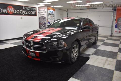 2013 Dodge Charger for sale at WOODY'S AUTOMOTIVE GROUP in Chillicothe MO