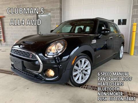 2017 MINI Clubman for sale at CarCo Direct in Cleveland OH