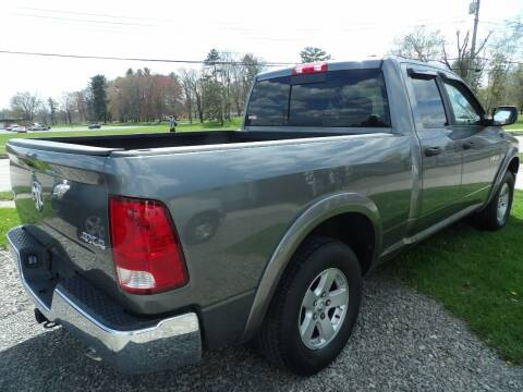 2009 Dodge Ram Pickup 1500 for sale at English Autos in Grove City PA