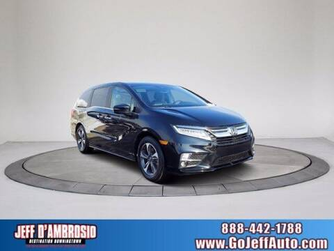 2019 Honda Odyssey for sale at Jeff D'Ambrosio Auto Group in Downingtown PA
