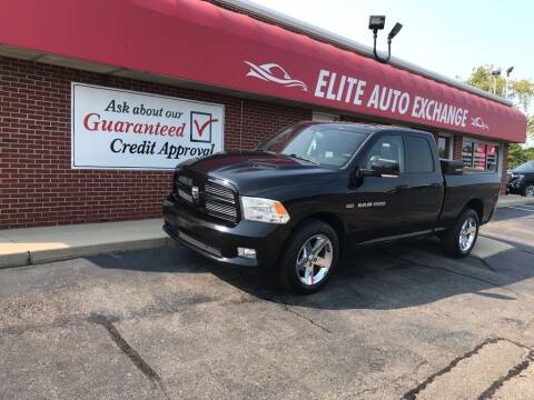 2012 RAM Ram Pickup 1500 for sale at Elite Auto Exchange in Dayton OH
