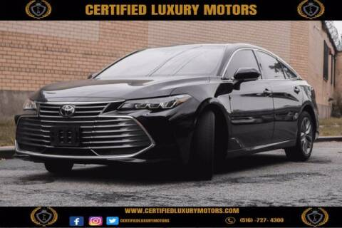 2019 Toyota Avalon for sale at CERTIFIED LUXURY MOTORS OF QUEENS in Elmhurst NY