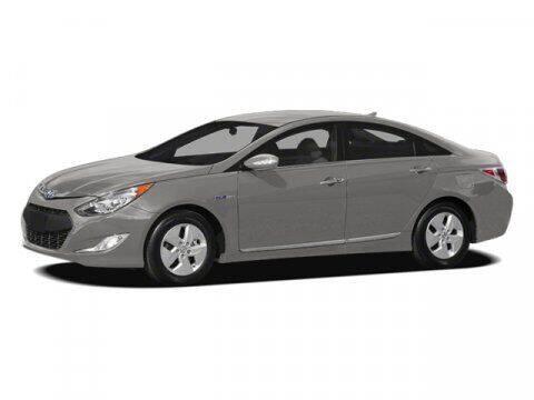 2012 Hyundai Sonata Hybrid for sale at Stephen Wade Pre-Owned Supercenter in Saint George UT