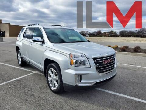 2016 GMC Terrain for sale at INDY LUXURY MOTORSPORTS in Fishers IN
