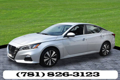 2021 Nissan Altima for sale at AUTO ETC. in Hanover MA