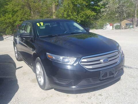 2017 Ford Taurus for sale at Jack Cooney's Auto Sales in Erie PA