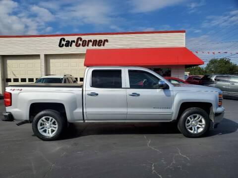 2015 Chevrolet Silverado 1500 for sale at Car Corner in Mexico MO