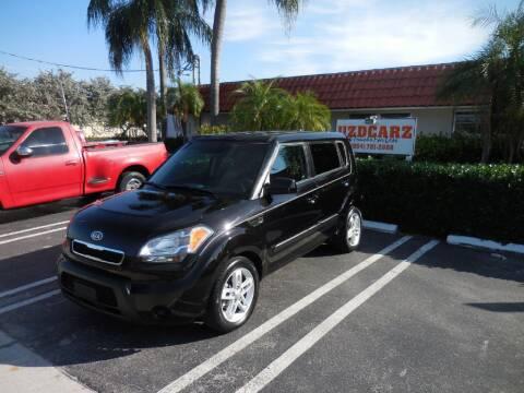 2011 Kia Soul for sale at Uzdcarz Inc. in Pompano Beach FL