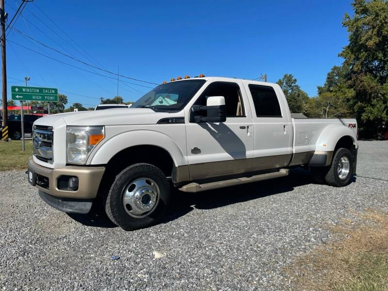 2013 Ford F-350 Super Duty for sale at Priority One Auto Sales - Priority One Diesel Source in Stokesdale NC
