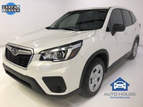 2019 Subaru Forester for sale at AUTO HOUSE PHOENIX in Peoria AZ