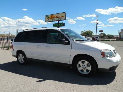 2004 Ford Freestar for sale at Sundance Motors in Gallup NM