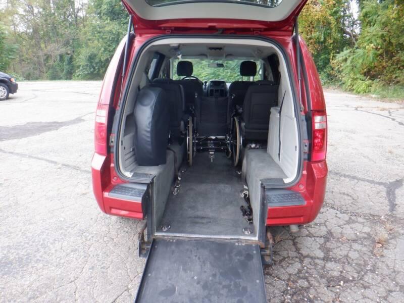 2008 Dodge Grand Caravan for sale at Mobility Motors LLC - A Wheelchair Van in Battle Creek MI