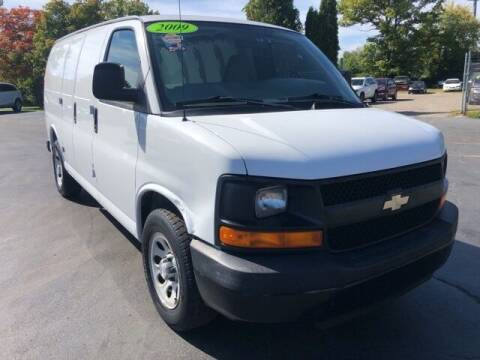 2009 Chevrolet Express Cargo for sale at Newcombs Auto Sales in Auburn Hills MI