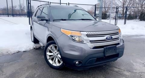 2013 Ford Explorer for sale at Maxima Auto Sales in Malden MA