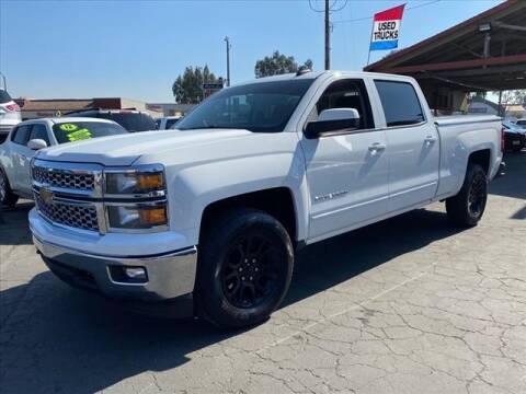 2015 Chevrolet Silverado 1500 for sale at Corona Auto Wholesale in Corona CA