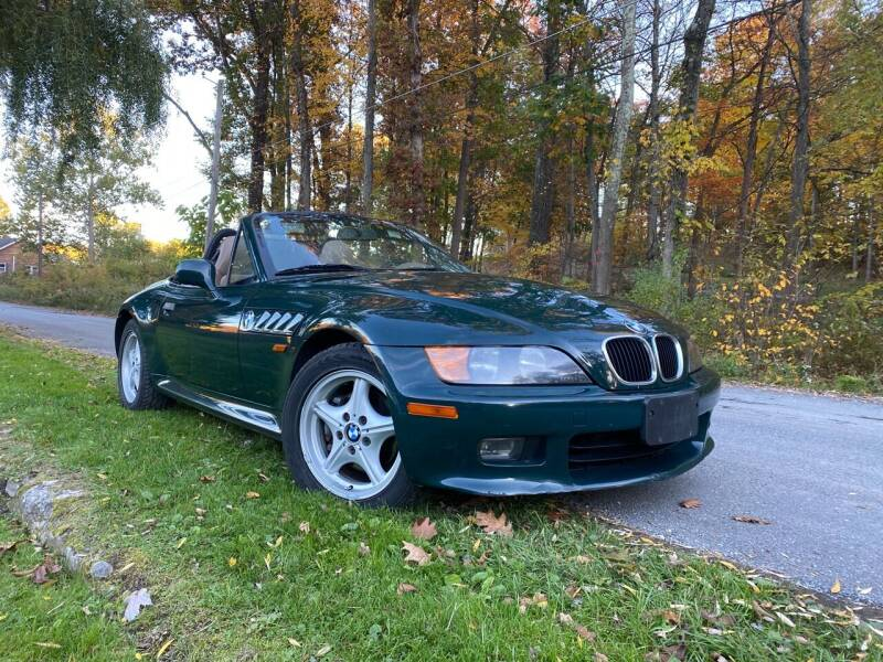 1999 BMW Z3 for sale at Deals On Wheels LLC in Saylorsburg PA