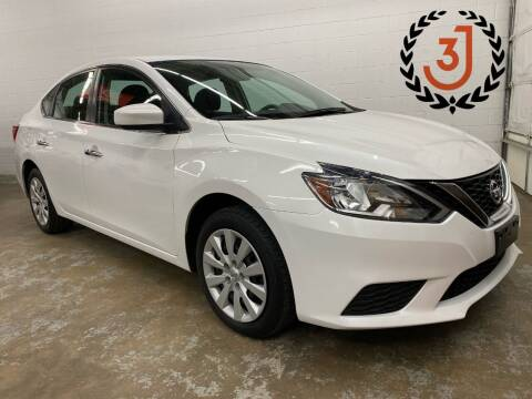 2017 Nissan Sentra for sale at 3 J Auto Sales Inc in Arlington Heights IL