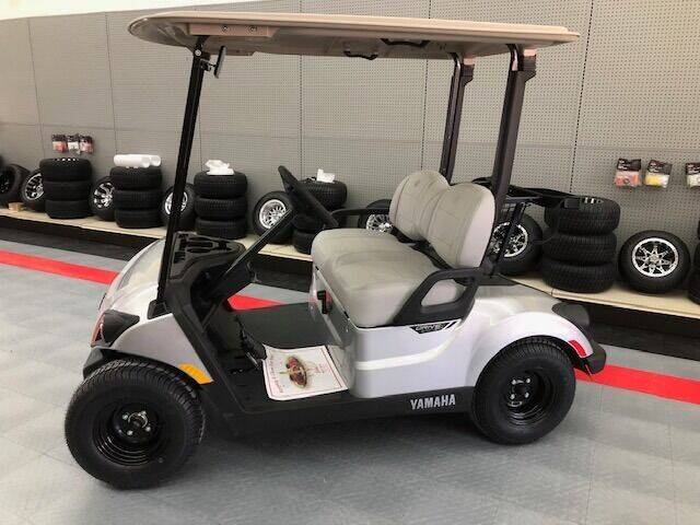 2021 Yamaha QuieTech PTV Gas Golf Car for sale at Curry's Body Shop in Osborne KS