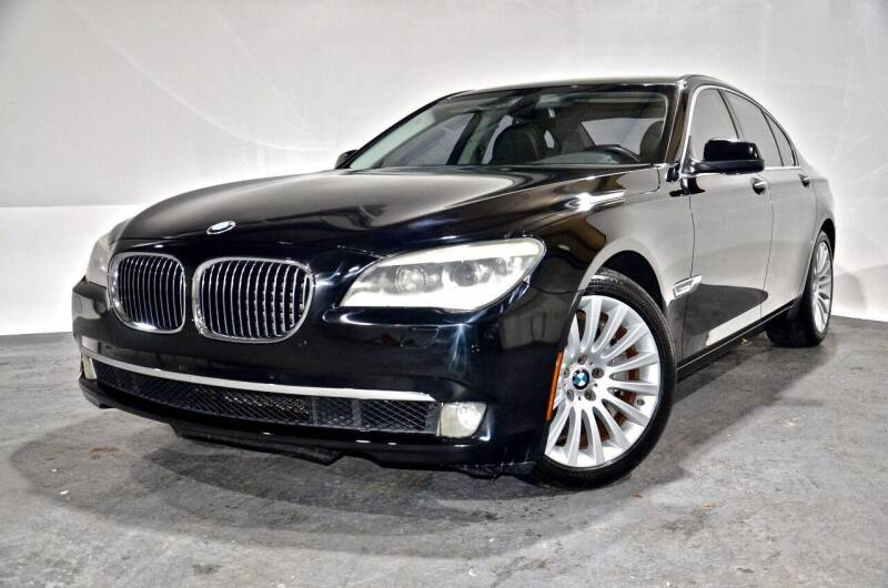 2011 BMW 7 Series for sale in Marietta, GA