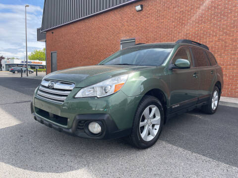 2013 Subaru Outback for sale at Boise Motorz in Boise ID