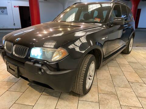 2005 BMW X3 for sale at MFT Auction in Lodi NJ