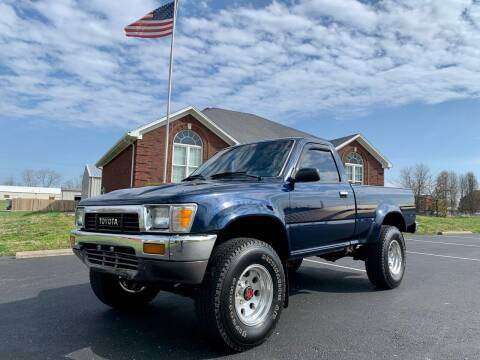 1991 Toyota Pickup for sale at HillView Motors in Shepherdsville KY