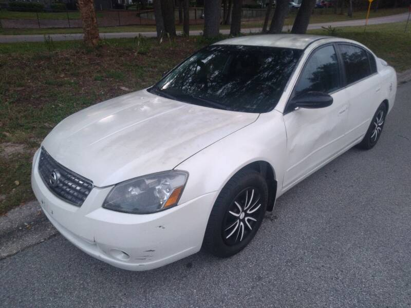 2006 Nissan Altima for sale at Low Price Auto Sales LLC in Palm Harbor FL