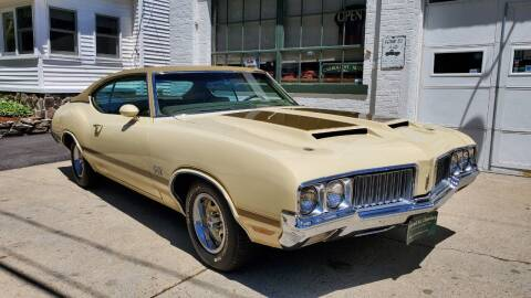 1970 Oldsmobile Cutlass for sale at Carroll Street Auto in Manchester NH