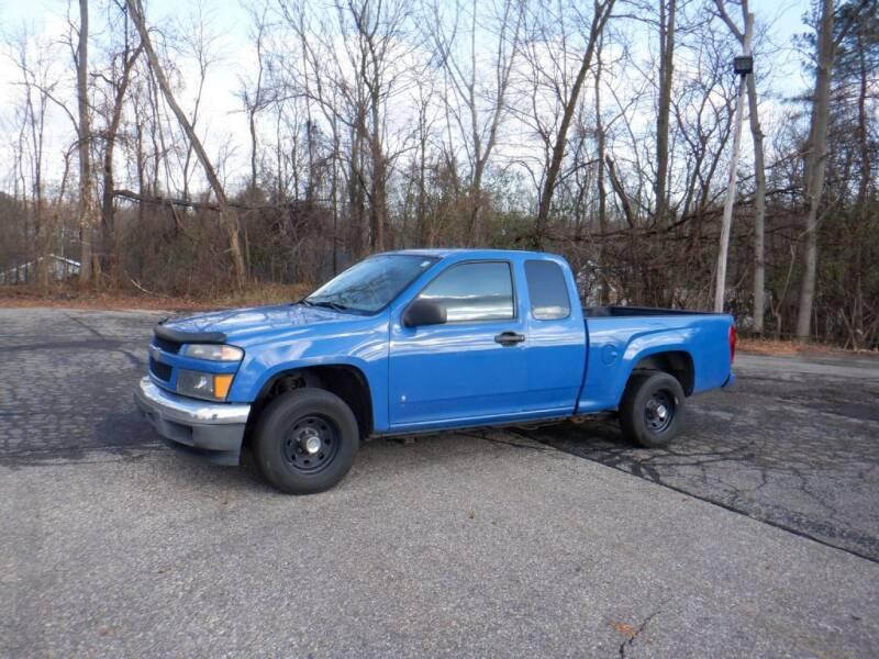 2007 Chevrolet Colorado for sale at Mobility Motors LLC - Trucks / Suvs in Battle Creek MI