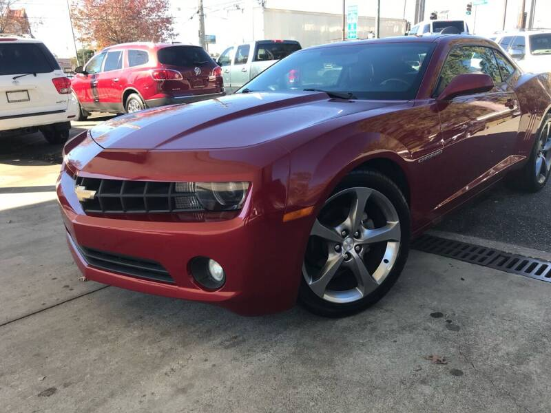 2012 Chevrolet Camaro for sale at Michael's Imports in Tallahassee FL