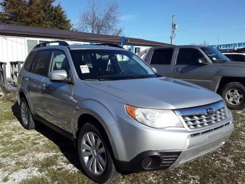 2011 Subaru Forester for sale at New Start Motors LLC - Rockville in Rockville IN