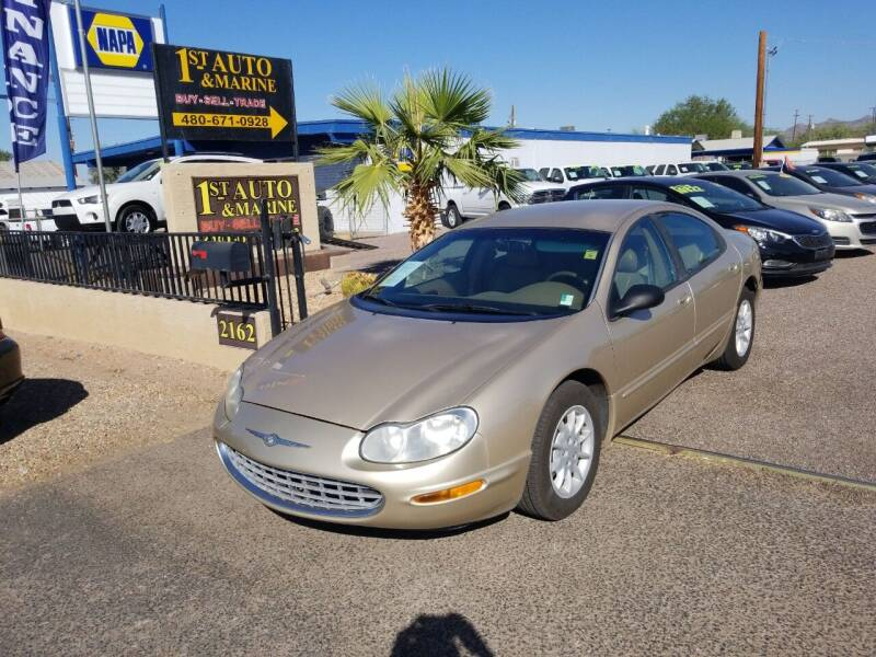 1998 Chrysler Concorde for sale at 1ST AUTO & MARINE in Apache Junction AZ