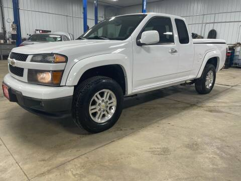 2011 Chevrolet Colorado for sale at Southwest Sales and Service in Redwood Falls MN