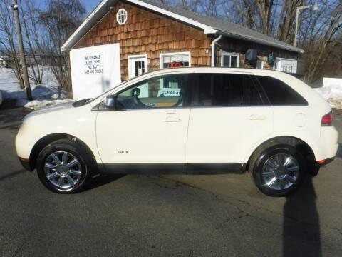 2007 Lincoln MKX for sale at Trade Zone Auto Sales in Hampton NJ