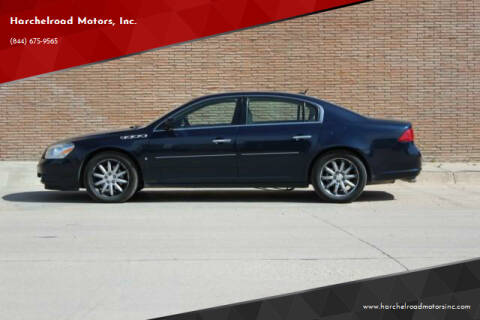 2007 Buick Lucerne for sale at Harchelroad Motors, Inc. in Imperial NE