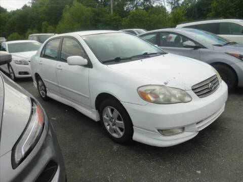 2004 Toyota Corolla for sale at Gillie Hyde Auto Group in Glasgow KY